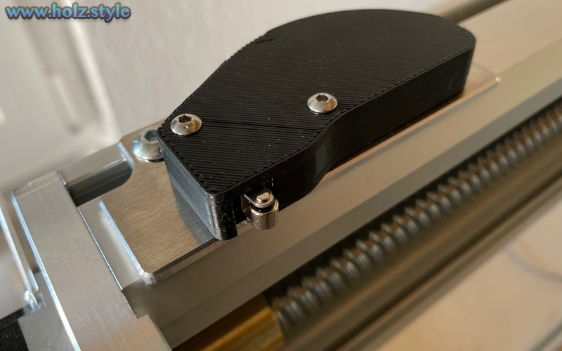 Was ist ein CNC Endstop? Endstop an Hobby-Line CNC